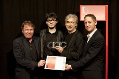 Diagonale Award for Wolfgang and Sebastian Thaler – We warmly congratulate Wolfgang Thaler, Ulrich Seidl's longtime cameraman and collaborator, and his son Sebastian Thaler on being awarded with 2017 Diagonale Award for Cinematography for their work on UGLY. The film was directed by Juri Rechinsky and produced by Novotny & Novotny in coproduction with Pronto Film and Ulrich Seidl Filmproduction.